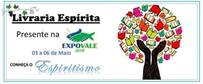 Sociedade Espírita Eurípedes Barsanulfo de Ariquemes/RO na EXPOVALE