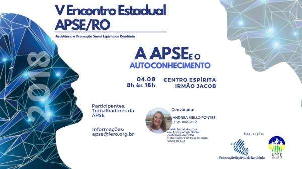 V Encontro Estadual APSE/RO