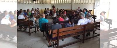 Ceape realiza Roda de Conversa junto à Comunidade de Candeias do Jamari