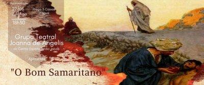 Apresentação Teatral: O Bom Samaritano