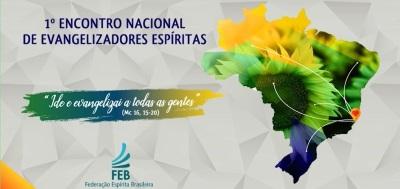 1º Encontro Nacional de Evangelizadores Espíritas de Infância e Juventude