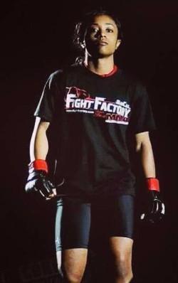 Pro UFC Fighter Danielle Taylor