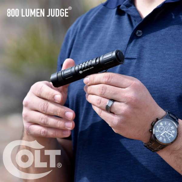 800 Lumen Tactical LED Power