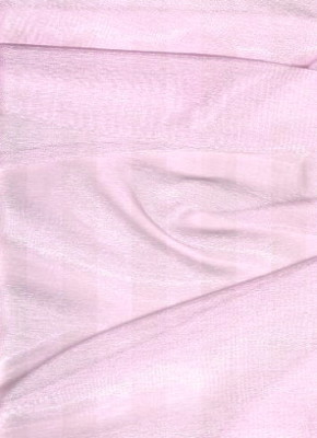 Bubble Gum Pink Organza