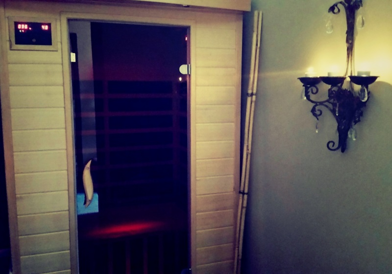 Infrared Sauna Therapy & WHY....