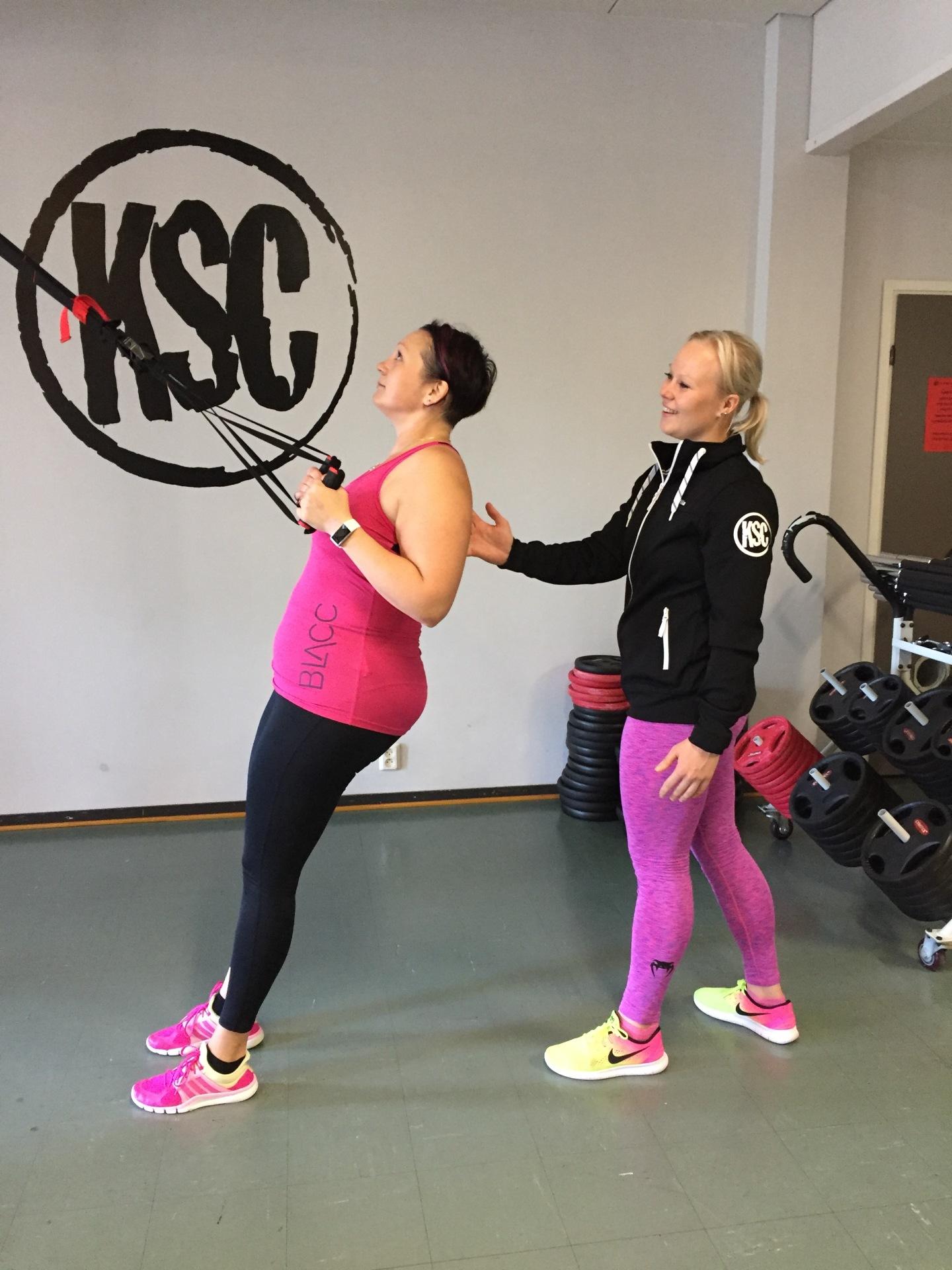 Ammattina hyvinvointi: PT Miia Numminen