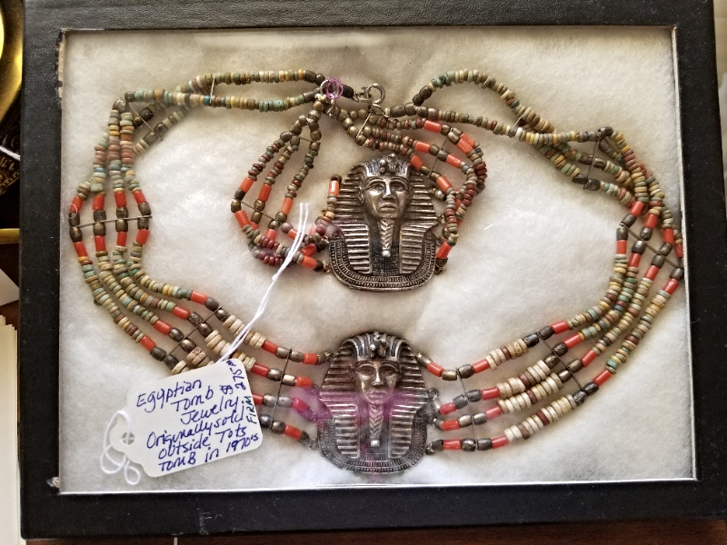 Egyptian Tome Jewelry