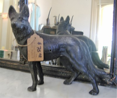 Cast Iron Dog
