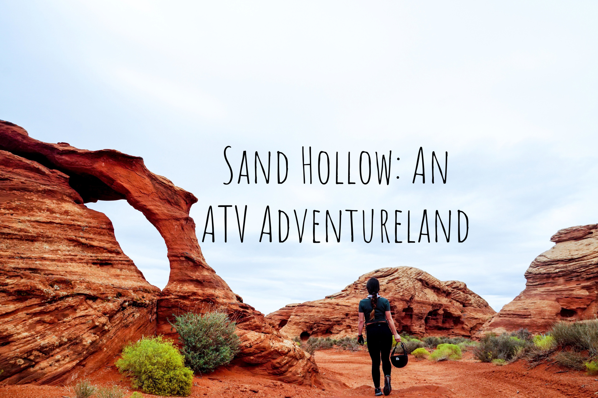 Sand Hollow State Park: An ATV Adventureland