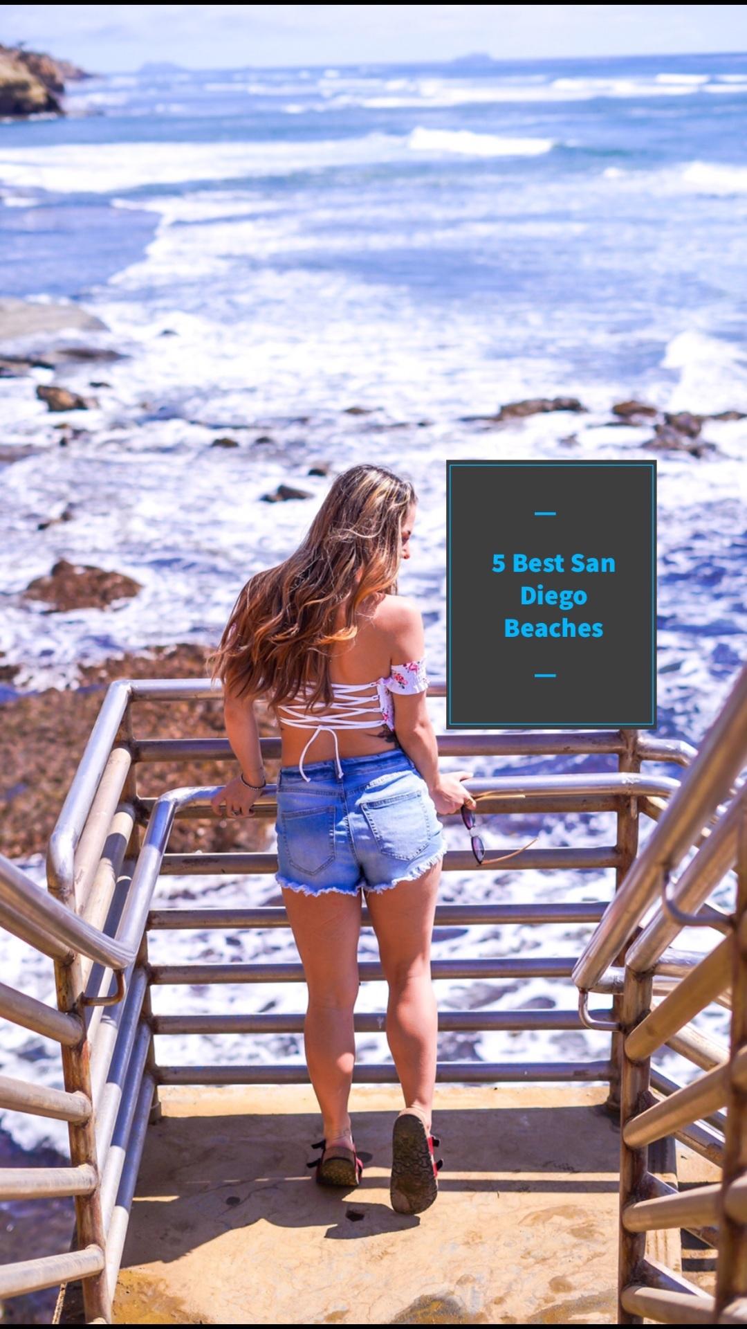 5 Best San Diego Beaches