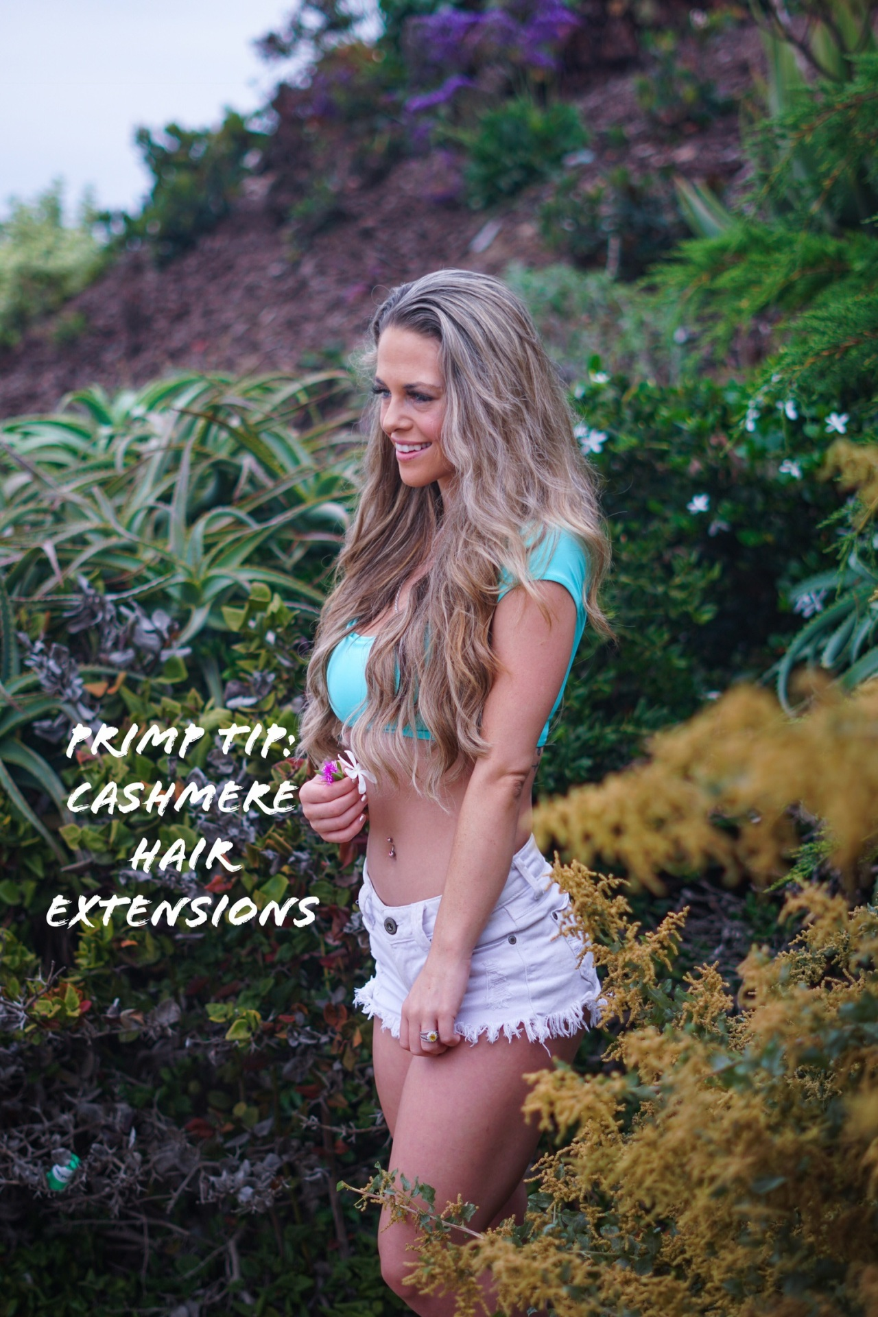 Primp Tip: Cashmere Hair Extensions