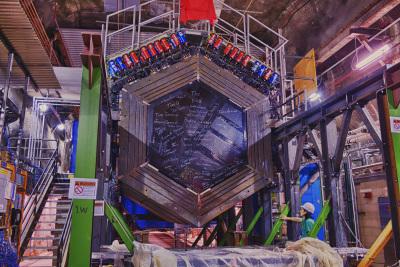 MINERva Detector, Fermilab