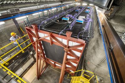 Neutrino Detector, Fermilab