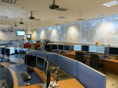 CERN LHC Control Room