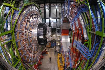 Atlas Detector at LHC