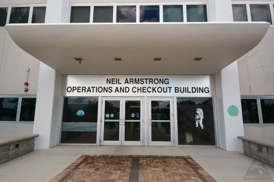 Operations and Checkout Building, Kennedy Space Center