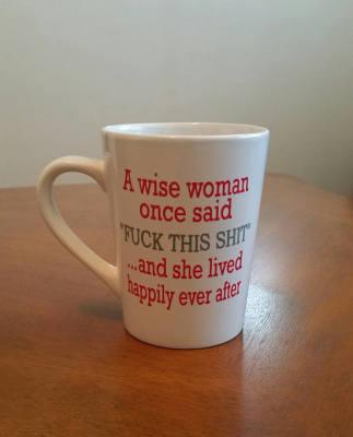 Probably Nala's coffee mug