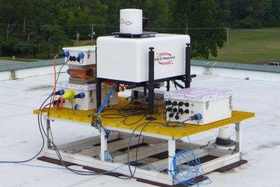 NOAA Lidar Unit