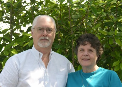 Ken and Beverly Ewald