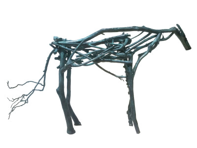 """Bronze Horse"", by M. Schafer"