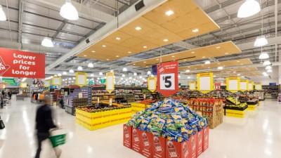 Retail  Supermarket