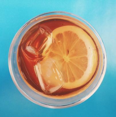 Iced Turmeric Lemonade and Detox Waters