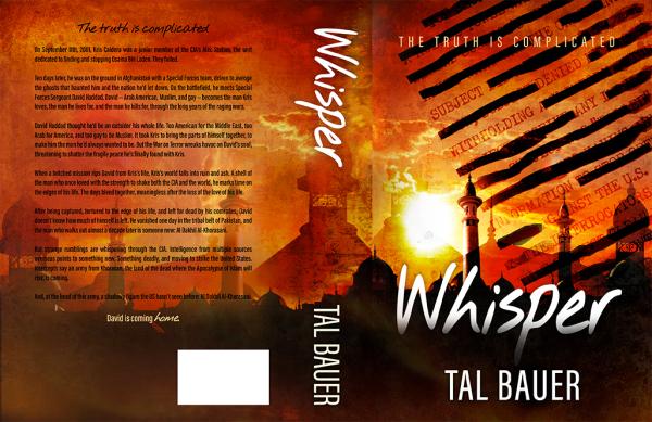 Whisper Paperback Wrap