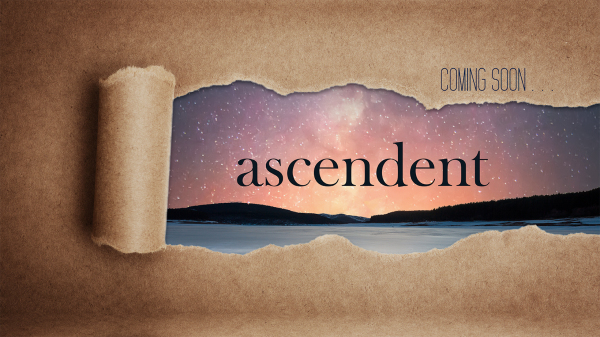 Ascendent 'Coming Soon' Header