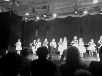 Violin Recital 2017 - Puyallup Preschool & Kindergarten of the Performing Arts