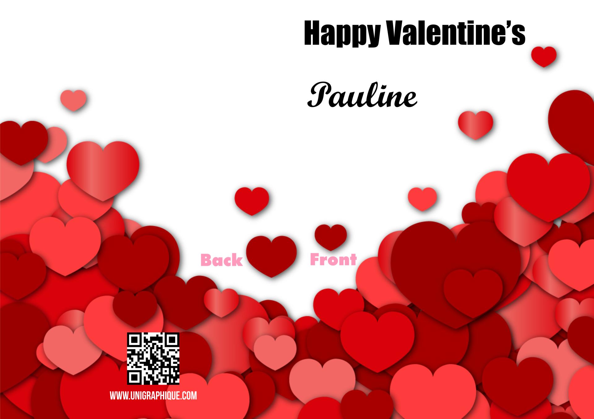 Get a Free Valentine's Day Card Design