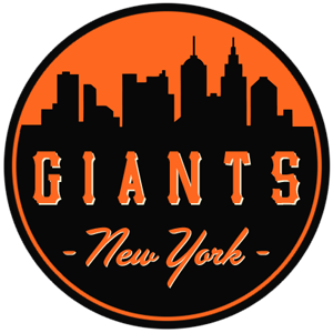 New York City Giants    (4-7)