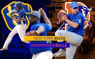 PREVIEW: New York Beers vs. Downtown Bulls