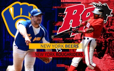 PREVIEW: New York Beers vs. New York Roughriders