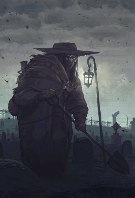 Ingram, the Graverobber