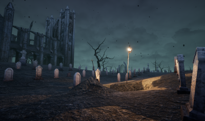 Cemetery Snapshot