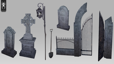 Cemetery Assets