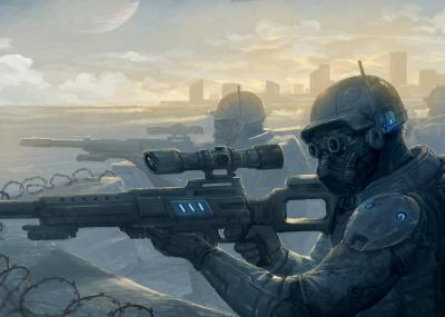 Sniper Corps