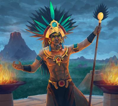 Chief Design for Gods of Ueman