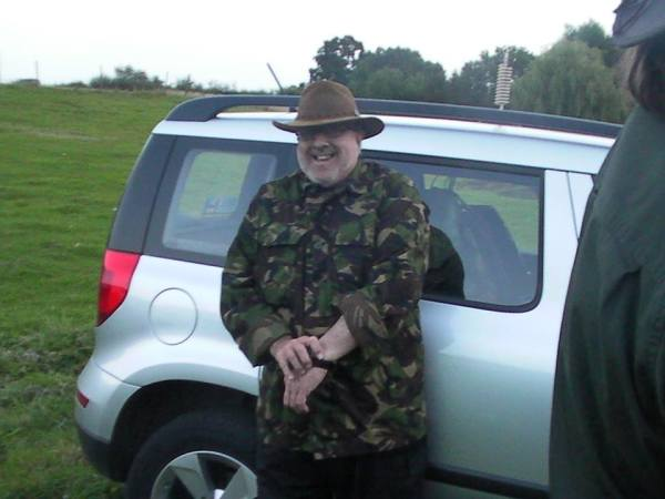 Host Tom from The UK Preppers