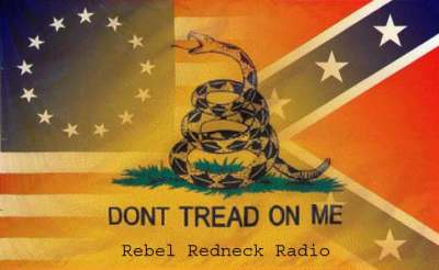 Rebel Redneck Radio Logo
