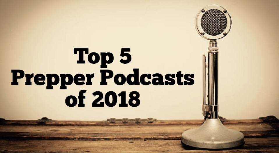 Prepper Podcast makes top 5