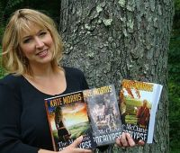Featured Author Kate Morris