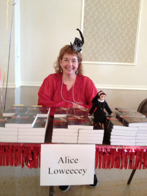Featured Author Kate Morgan aka Alice Loweecey