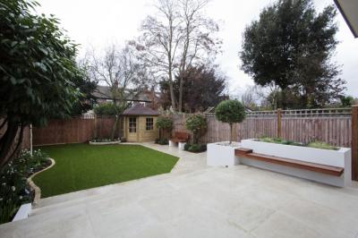 garden design chiswick