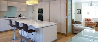 interior renovation project chiswick