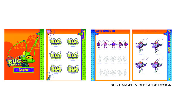 Bug Rangers Style Guide