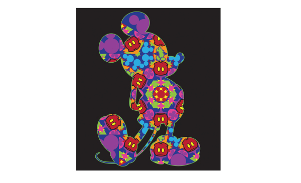 Mickey Mouse T-shirt Design