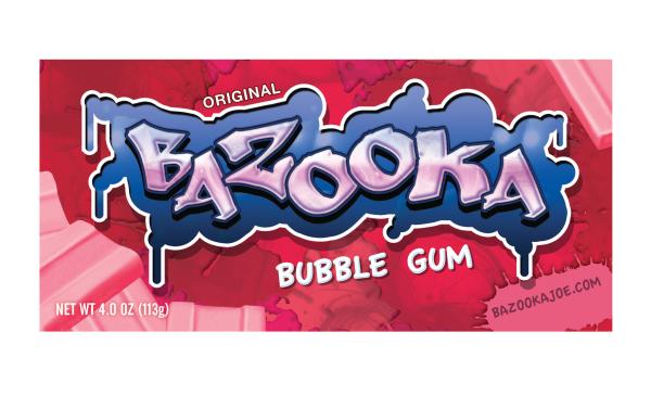 Bazzoka Logo Design