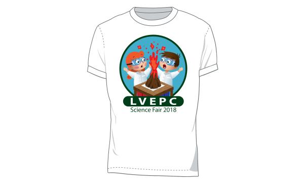 Science Fair T-shirt Design