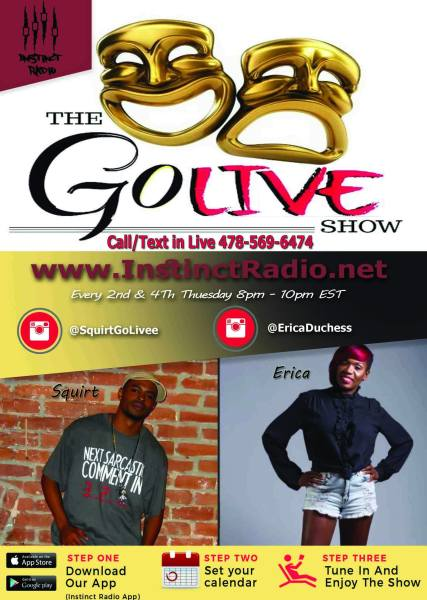 THE GOLIVE SHOW